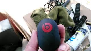 Đời Sống ờ Mỹ: Ngươì Mỷ giàu bỏ rác đồ hiệu_beat Apple,dây sạt iphone