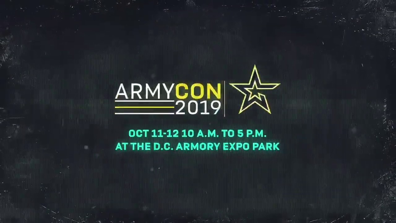 ArmyCon Promo Video