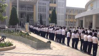 tiễn thầy Hồng, THPT chuyên Lương Thế Vinh (30/03/2016)