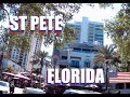 St Petersburg Florida Bike Tour Of The Downtown Waterfront