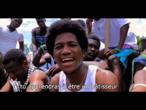 Kmal Radji - Jeune Sois Tranquille - feat Arnaud Migan,et  Anna Teko