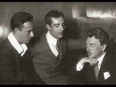 Heinrich Neuhaus plays Scriabin op. 32 & op. 59 no. 1 - 1938