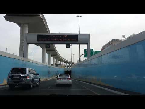 Driving driving dubai united arab emirates