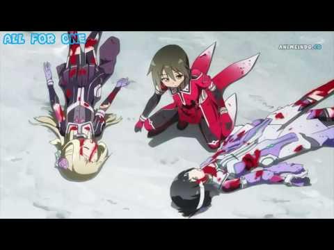 Best Epic Battle And Sad Anime (Yuuki Yuna Wa Yuusha)