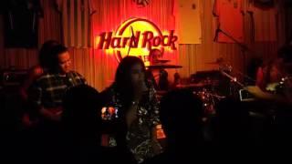 Ella - Sepi Sekuntum Mawar Merah Live at Hard Rock Cafe