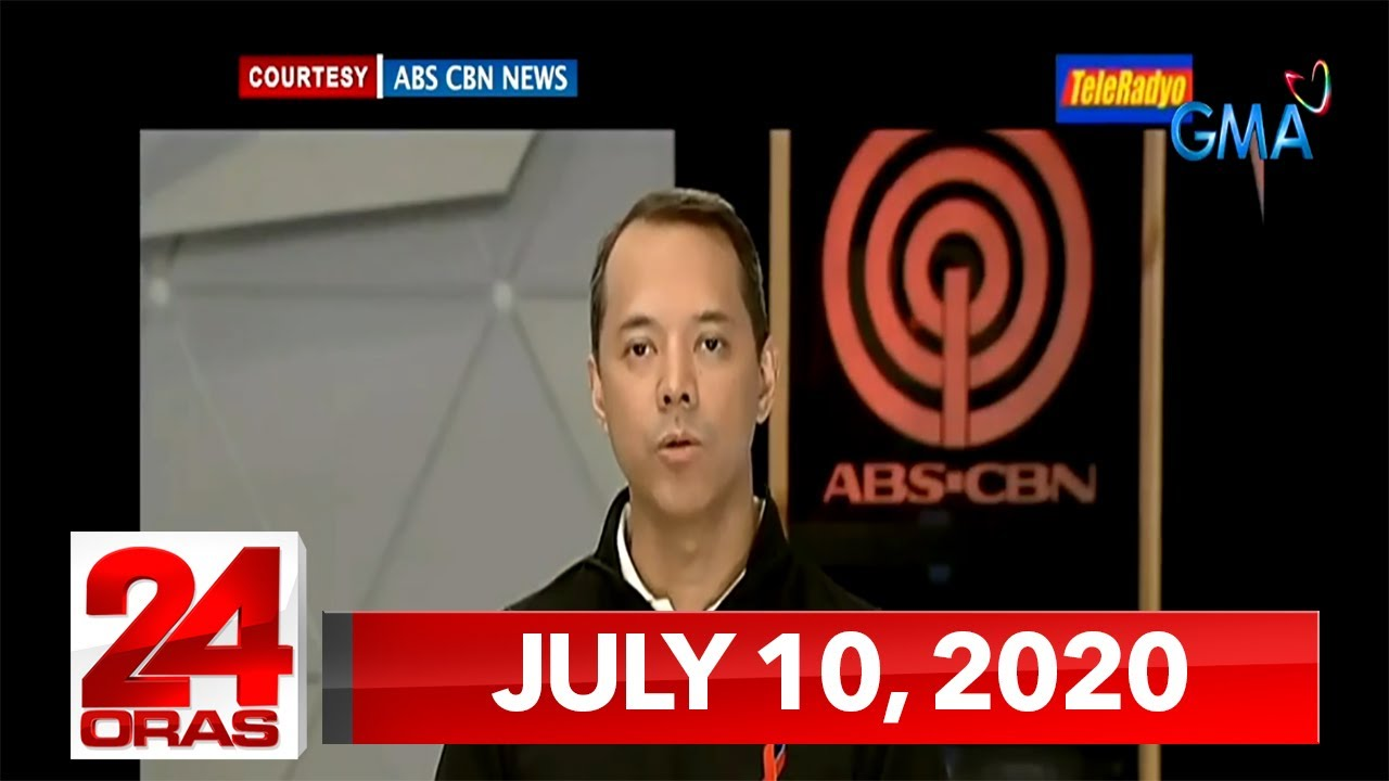 24 Oras Express: July 10, 2020 [HD]
