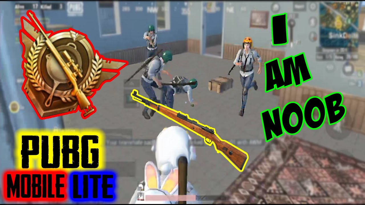 NOOB GAME PLAY || pubg_mobile_lite || Funny_game_play || Bottle Gaming