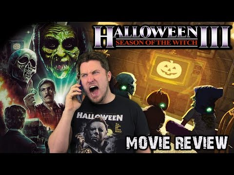 Halloween 3: Season of the Witch (1982) - Movie Review
