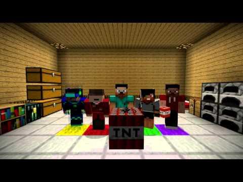 Minecraft: Harlem Shake v64