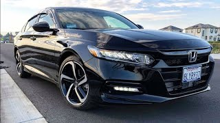 2020 Honda Accord Sport 1.5 T VTEC (192 HP) TEST DRIVE