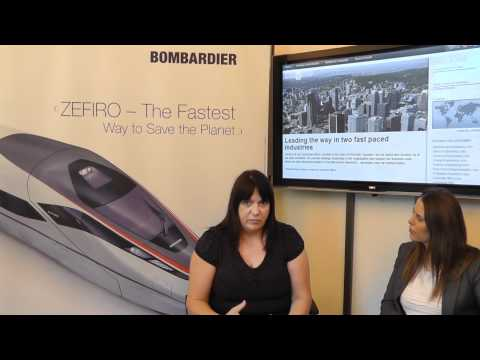 Bombardier Transportation Jobcast - HR Business Partner (Europe)