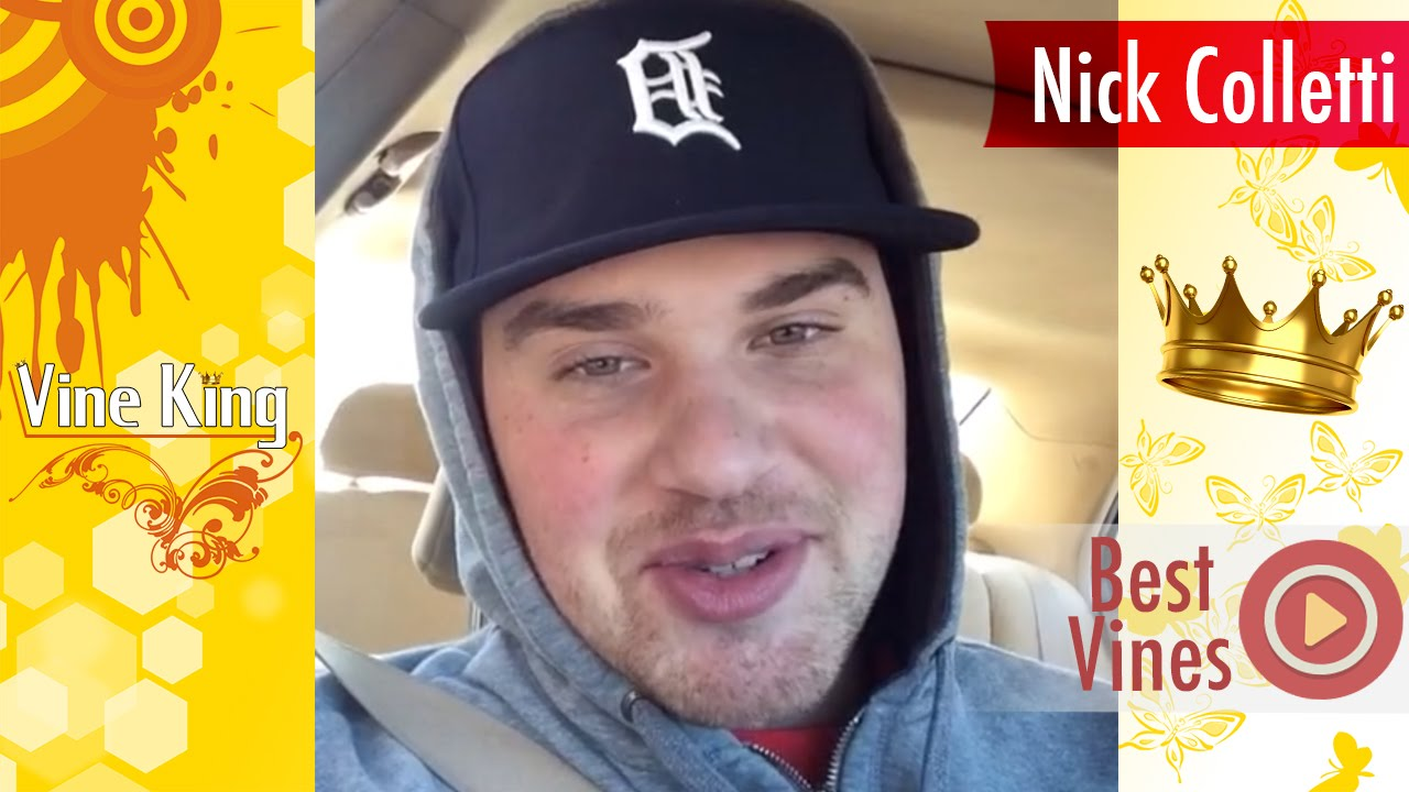 Nick Colletti Vine Compilation ✔ BEST ALL VINES ✔ LATEST [HD]