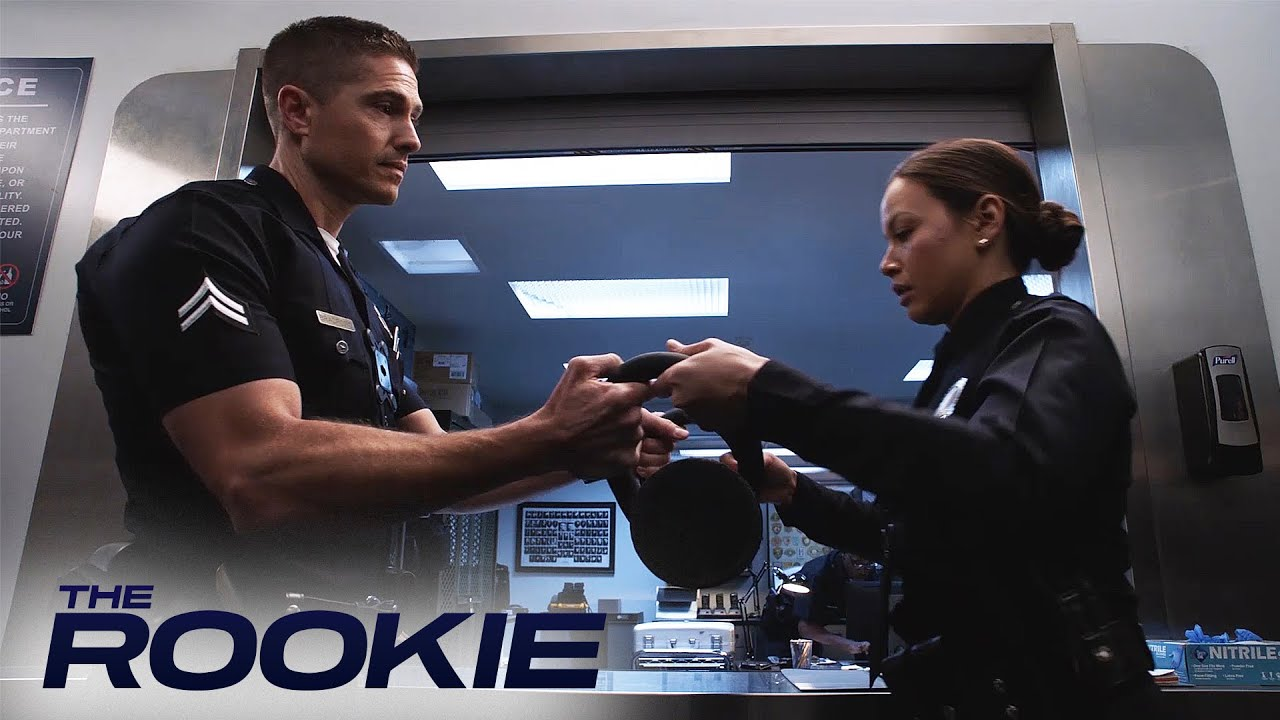 The Guest Stars   The Rookie