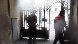 Уроки жонглирования булыжниками в дни Олимпиады Сочи2014
