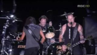 Metallica Creeping Death Seoul Korea 2006