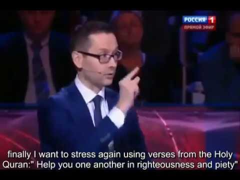 Media di Rusia ini Membela Islam