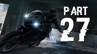 Watch Dogs Walkthrough Part 27 - A PIT OF PARANOIA