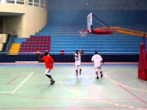 Club cité suisse basketball