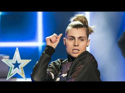 Zacc Milne takes to the stage for the IGT semi-final  | Semi-Final 2 | Ireland's Got Talent 2018