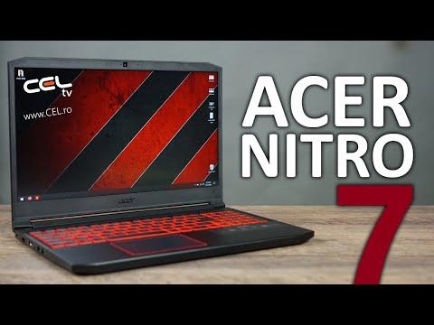 Acer Nitro 7 | O Comoară Ascunsă | Review CEL.ro