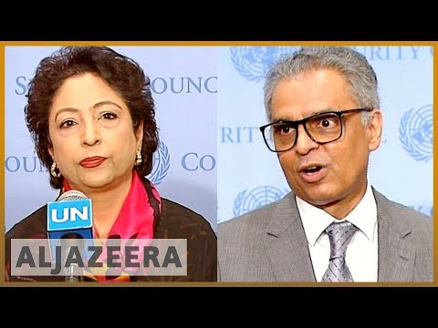 UN meeting on Kashmir ended without consensus