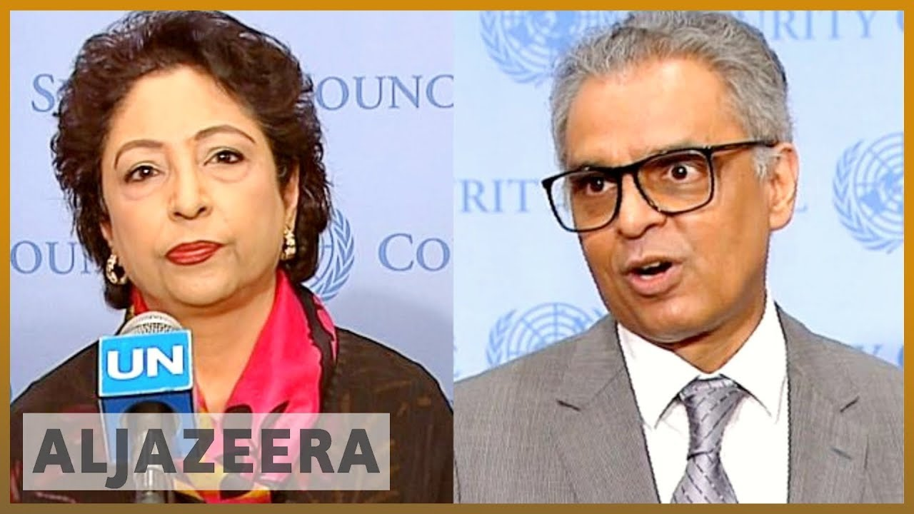 AlJazeera English:UN meeting on Kashmir ended without consensus