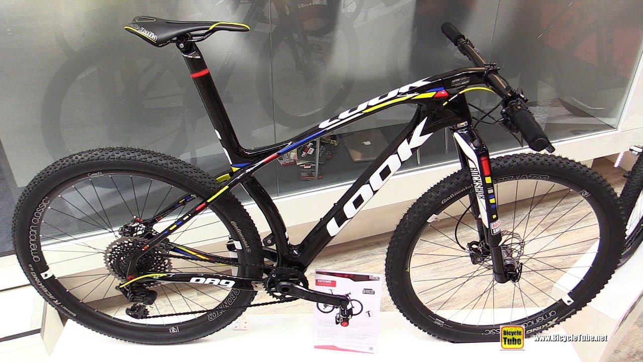 2017 look 989 mountain bike walkaround 2016 eurobike. Black Bedroom Furniture Sets. Home Design Ideas
