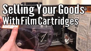 Totally Lit Cartridge Movie Projector