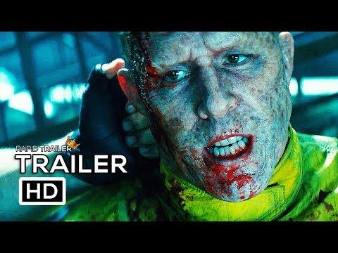 DEADPOOL 2 Final Trailer (2018) Ryan Reynolds Marvel Superhero Movie HD