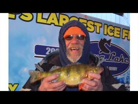 Long Lake Ice Fishing Derby 2018