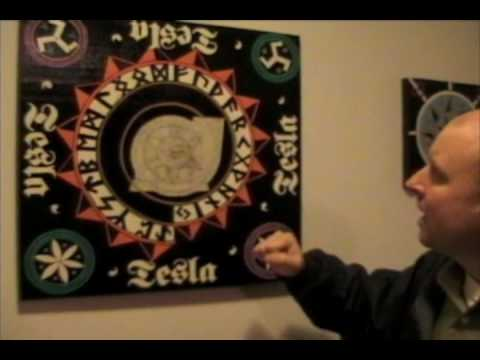 JASON LAWRENCE describes the HEX SIGN ART of HUNTE...
