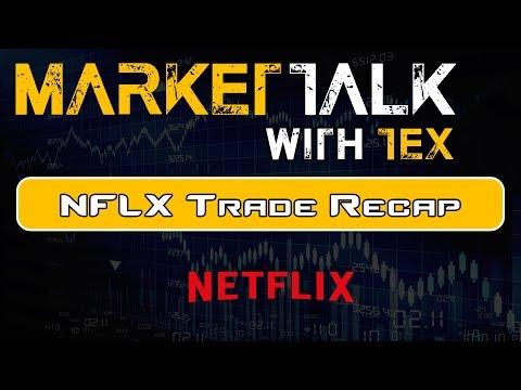 NFLX Big Win Trade Recap | Market Talk with Tex