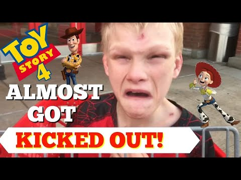 Toy Story 4 Movie Review || Special Needs Child Almost Gets Kicked Out