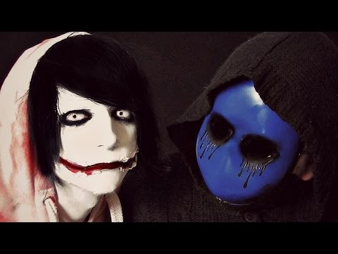ASK JEFF THE KILLER AND EYELESS JACK