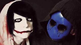 One of BaptismOnFire's most viewed videos: ASK JEFF THE KILLER AND EYELESS JACK
