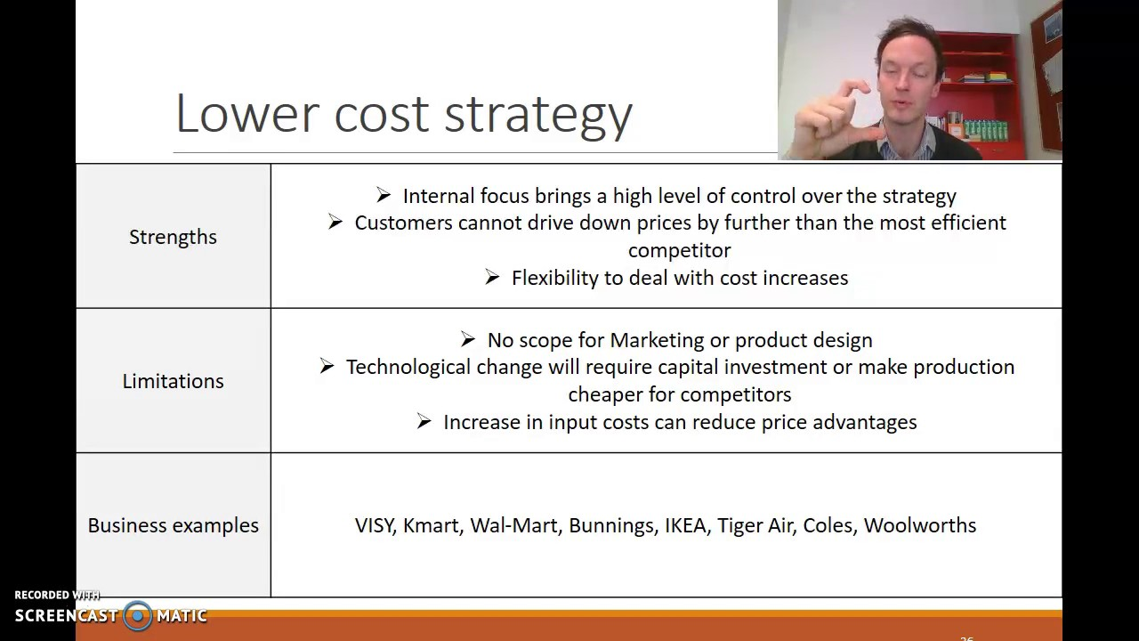 generic business level strategy of ikea What generic business level strategy (-ies) is ikea pursuing what functional strategies is ikea using to support their business level strategy.