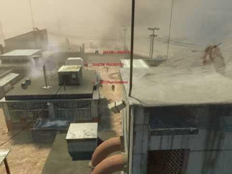 Black Ops - Launch S&D Tomahawk Spawn kill