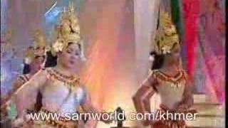 Touch Sreynich - Thep Apsarh