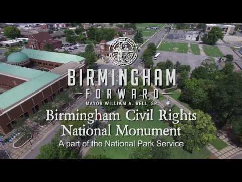 Birmingham Civil Rights National Monument
