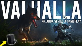 Assassin's Creed Valhalla 4K Xbox Series X Gameplay Walkthrough!