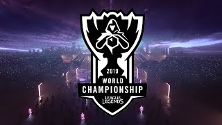 Phoenix (ft. Cailin Russo & Chrissy Costanza) [LYRICS] | Worlds 2019 | League of Legends