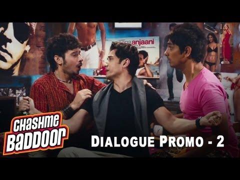 Chaddi Buddies   Dialogue Promo 2   Chashme Baddoor