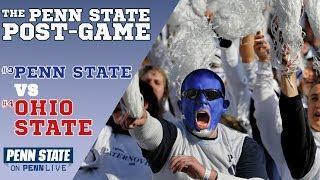 Penn State-Ohio State postgame show