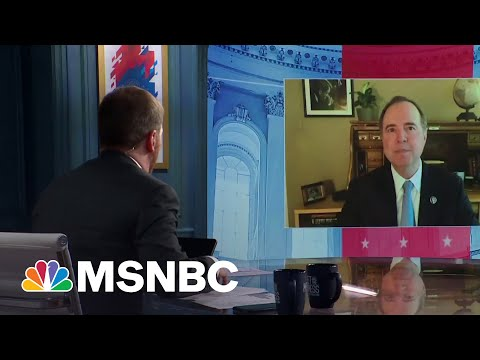 Schiff On Latest String Of Russian Hacks: 'It Is A Real Proliferation'