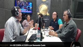 """De Costa a Costa"" con FERNANDO COSTA - 12/03/19 - Conexión Abierta"