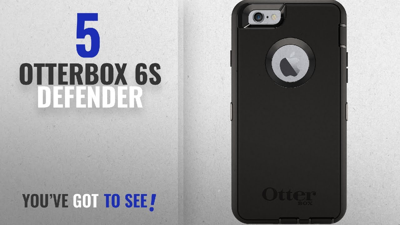 9cb336b3148 Top 5 Otterbox 6S Defender  2018 Best Sellers   OtterBox DEFENDER ...