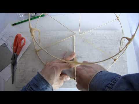 Каркасы для абажуров своими руками