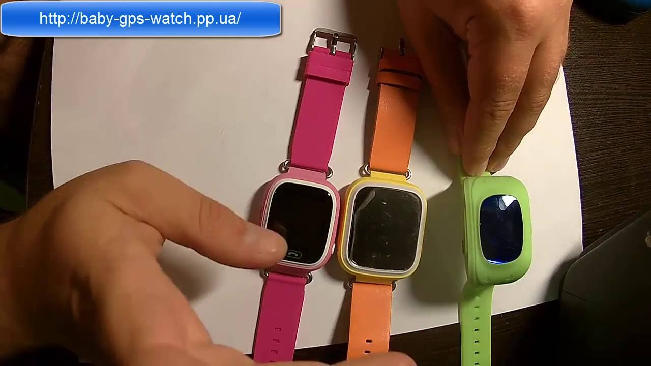 Умные часы smart baby watch q50 youtube