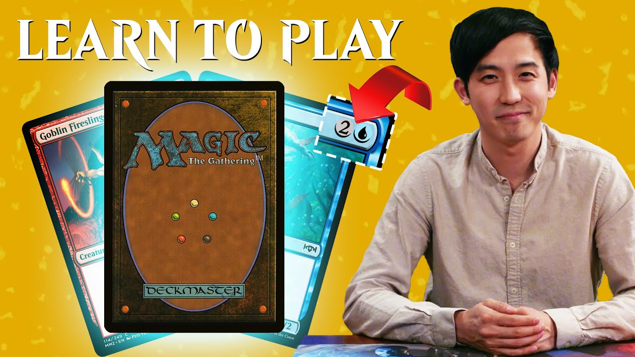 How to Play - Magic: The Gathering