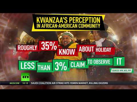 Happy Kwanzaa! Why does African-American Christmas alternative excite media more than community?